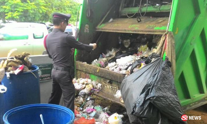 Teenage mum of baby thrown in trash is found – says she didn't know she was pregnant | Samui Times