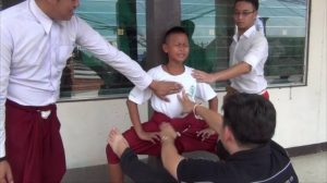 Not child abuse but Thai culture! - where students suffer agonies for the sake of classical dance | News by Samui Times