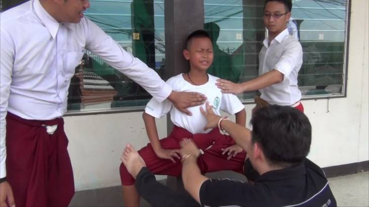 Not child abuse but Thai culture! – where students suffer agonies for the sake of classical dance | Samui Times