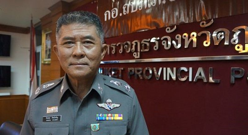Phuket Police chief warns against breach of new Computer Act   Samui Times
