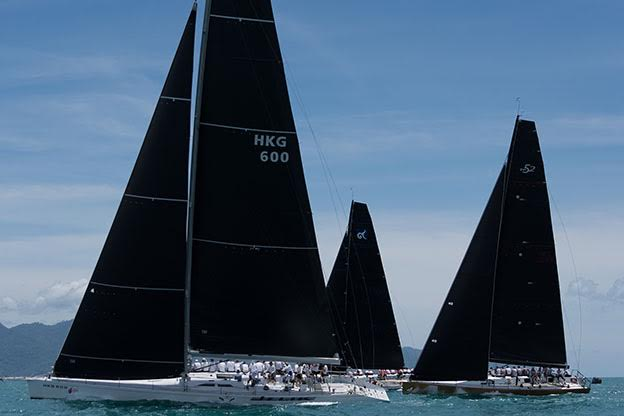 Consolidation at the top on Day 3 of 2017 Samui Regatta | Samui Times