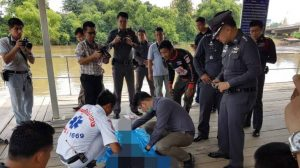 Mystery surrounds death of British pensioner found floating in Nan River in Phitsanulok | News by Samui Times