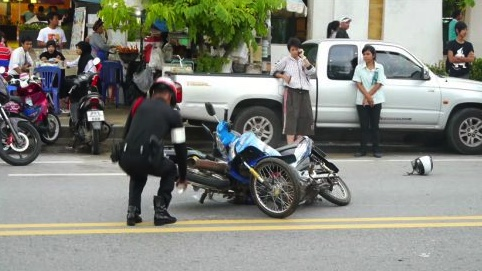 Thailand is World's Deadliest Country for Motorcyclists | Samui Times