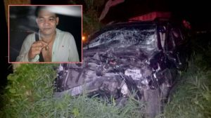Driver's out of body experience as he credits amulet with miraculous escape | News by Samui Times