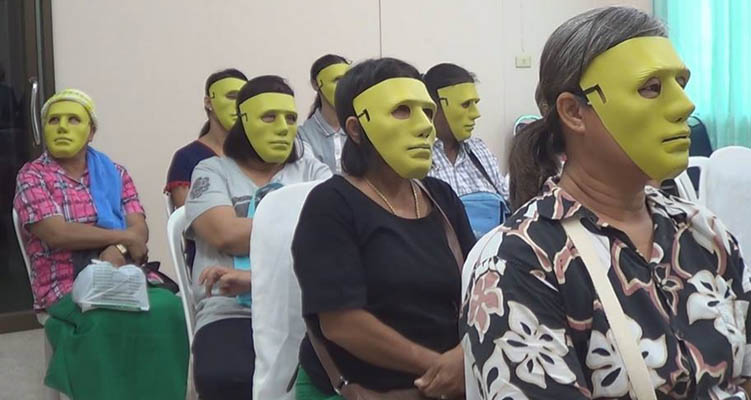 Pap Secret: Thai hospital gives masks to women embarrassed about getting Pap smear | Samui Times