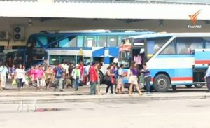 Speed limits imposed on Transport Company's buses during rainy season | News by Samui Times
