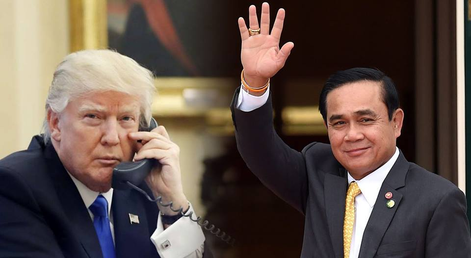 PM reveals details of conversation with US President | Samui Times
