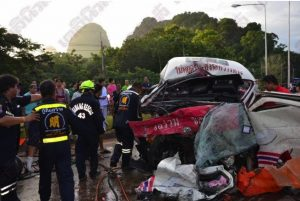 More carnage as six dead after