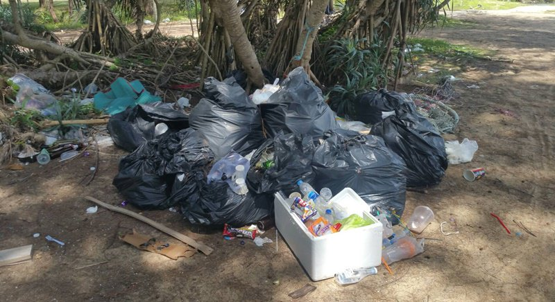 Phuket residents demand clean-up of beach rubbish | Samui Times