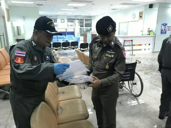Suspected hospital bomber arrested in Bangkok | Samui Times