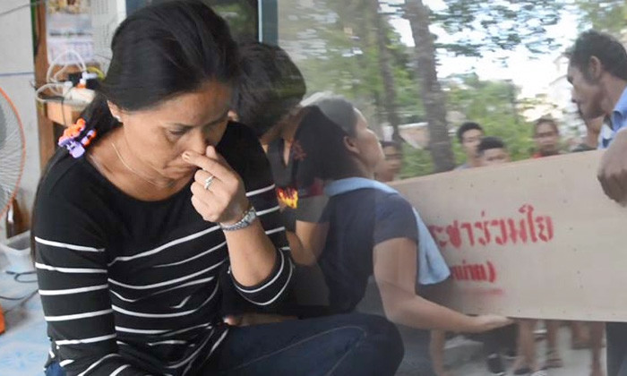 Mother hits back at claims she is making money out of her novice son's death | Samui Times