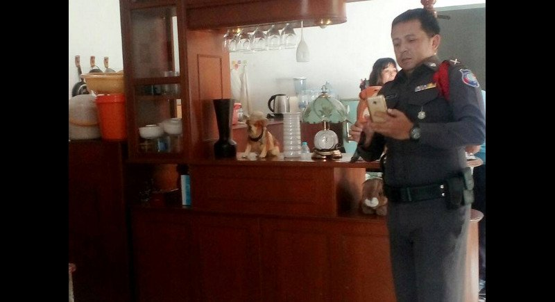 French expat dead by knife in chest, Phuket police deem suicide | Samui Times