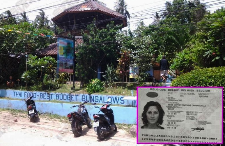 """It was murder"" says Belgian girl's mother as website claims there has been a Koh Tao cover up in supposed suicide by hanging case 