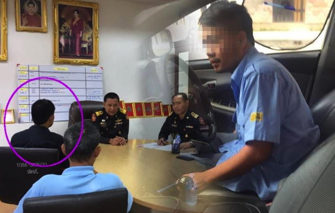 """DLT remove the plates of the """"Taxi of Lust"""" – issues fine for masturbating driver 
