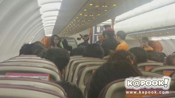 "Passenger kicked off Thai Smile flight for saying ""bomb"" 