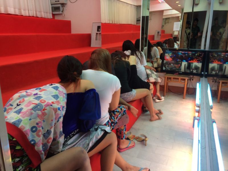Phuket police raid massage parlors, find 5 illegal workers, no evidence of prostitution | Samui Times