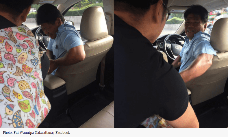 'You're my last passenger': Tearful taxi driver scams Thais out of big tip with tragic life story | Samui Times