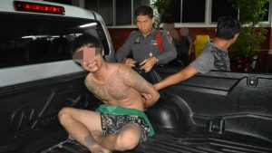 Six year old saves the day as Ya Ba crazed rapist attacks mum   News by Samui Times
