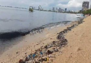 Pattaya's sea - nothing short of an environmental disaster zone | News by Samui Times