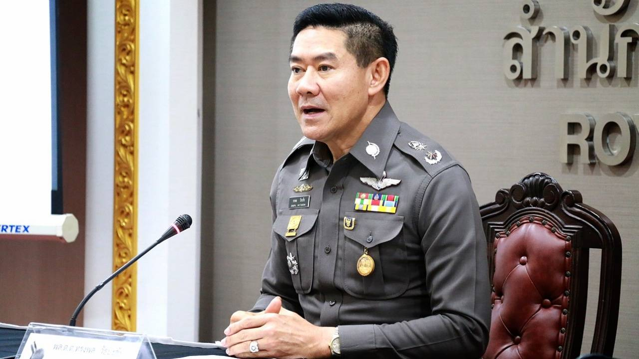 Police Commander warns officials extorting foreign laborers of severe punishment | Samui Times