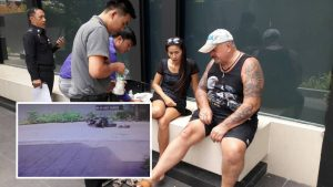 Swiss tourist and Thai wife robbed after feeding the dogs | News by Samui Times