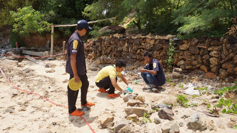 Another corpse found on a Samui beach | Samui Times