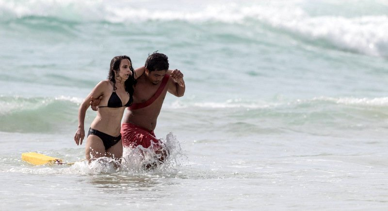 French tourists rescued at Phuket beach | Samui Times