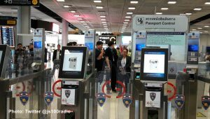 Auto-gate opened at Suvarnabhumi for Singapore nationals | News by Samui Times