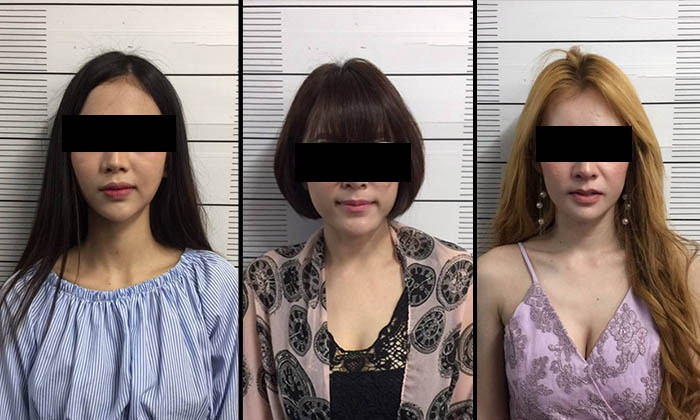 """""""Beer pretties"""" arrested for doing their job – selling beer! 