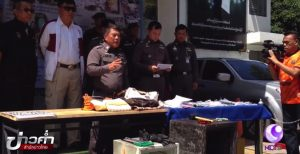 Colombian and Puerto Rican gang arrested after stealing millions from houses in Bangkok and surrounding areas   News by Samui Times