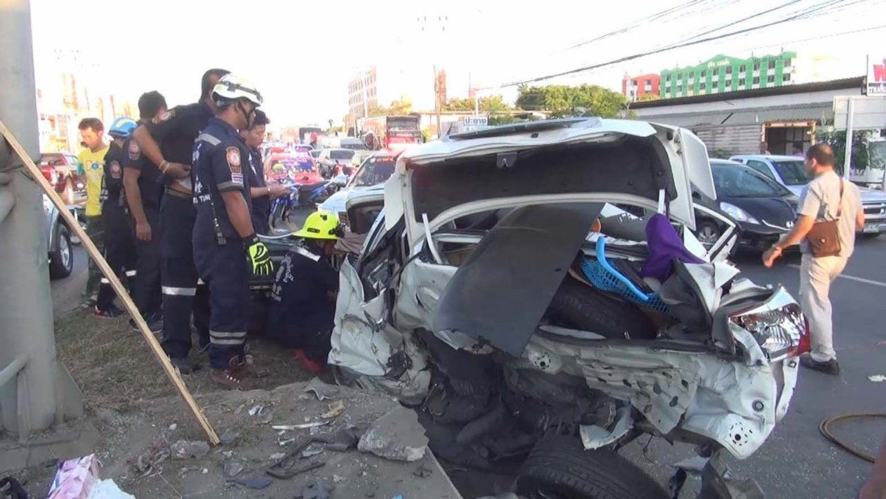 Thailand's Don't Drive Drunk Foundation Reports Nearly 8000 Killed in Road Accidents this Year | Samui Times