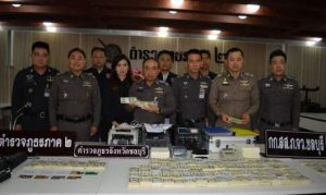 US$1.2 million fake notes seized as police bust counterfeit gang | News by Samui Times