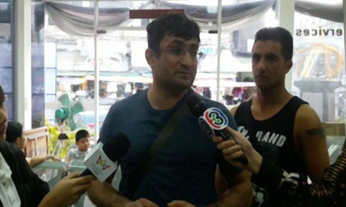 Iranian boxer fined after getting 25 stitches in Khao San bar bottle attack | Samui Times