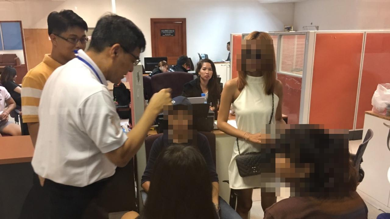 "Japanese sadists and sex in the shower – underage girls give damning evidence against ""Pa Kert"" 