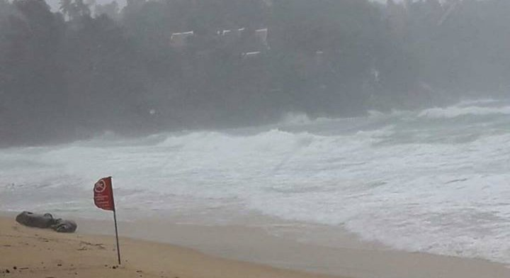 Lifeguards close Phuket beaches | Samui Times