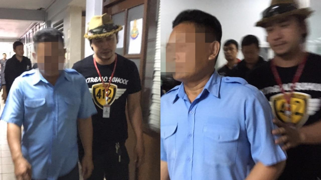 Taxi driver who threatened TV presenter with large knife gives himself up   Samui Times