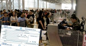 Thai nationals exempted from airport immigration form | News by Samui Times
