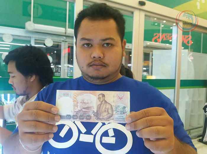 Foreigners with fake 1,000 baht notes flooding Pattaya – Thai traders take to social media to issue warnings | Samui Times