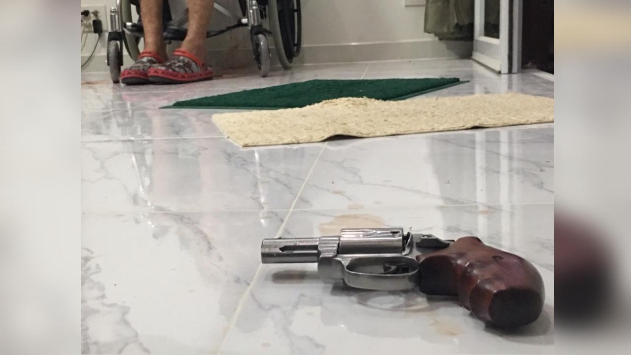 Frenchman shoots himself dead in his wheelchair   Samui Times