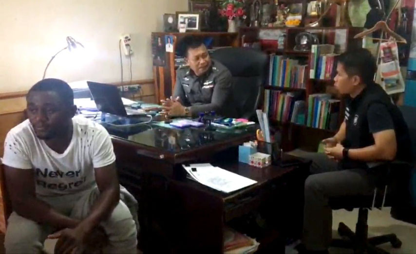 Language teacher and his friend arrested for gang rape | Samui Times