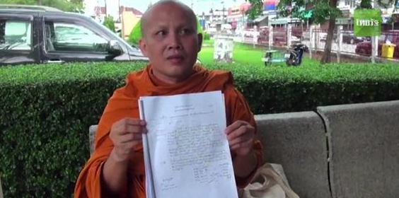 Monk drops charges against Thai police in sensational drugging and blackmail case | Samui Times