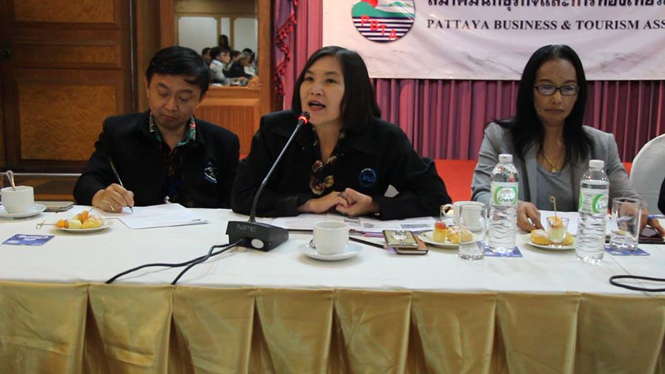 "Pattaya tourism booming as TAT rep announces cunning plan for more success in 2018 – get more ""hi-end"" women to come 
