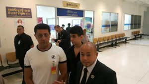 Dad appeals to Thai Justice Ministry not to send his son back to war torn Syria | News by Samui Times