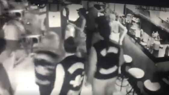 """""""Toothless cowards who attack women"""" – British bar owner hits out at bike gang who hurt his wife and trashed his bar in Surin 