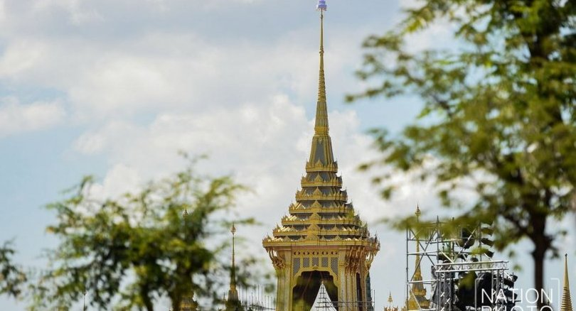 Schedule for Royal Cremation of HM the late King | Samui Times