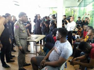 14 Arrested In More Raids Targeting 'Black People'   News by Samui Times