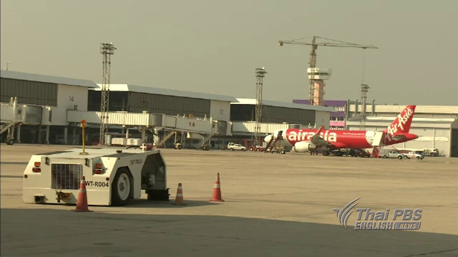 Air passengers advised to leave early for Don Mueang airport | Samui Times
