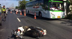 One dead, one injured in Phuket 22-wheeler hit-and-run | News by Samui Times