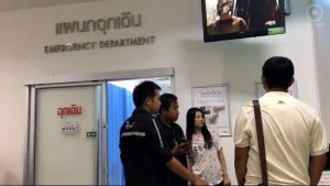 Insurance agent hunted for stabbing rival firm's agent after dispute loss | News by Samui Times