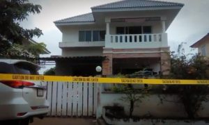Spurned husband shoots wife and parents dead then himself - but little girl aged 3 survives   News by Samui Times